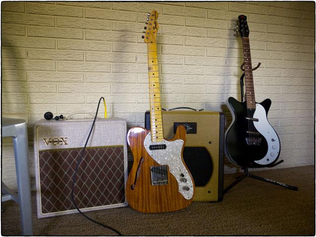 Top Notch Acoustic Guitar Amps